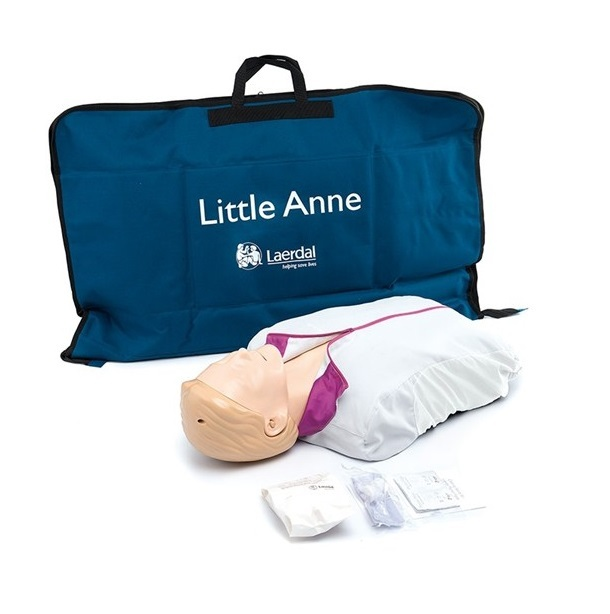 <p>Little Anne QCPR</p>