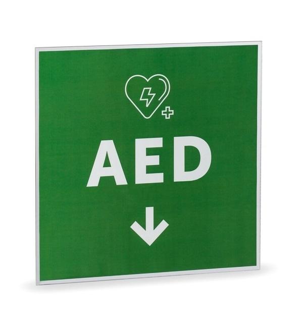 <p>ścienna AED</p>