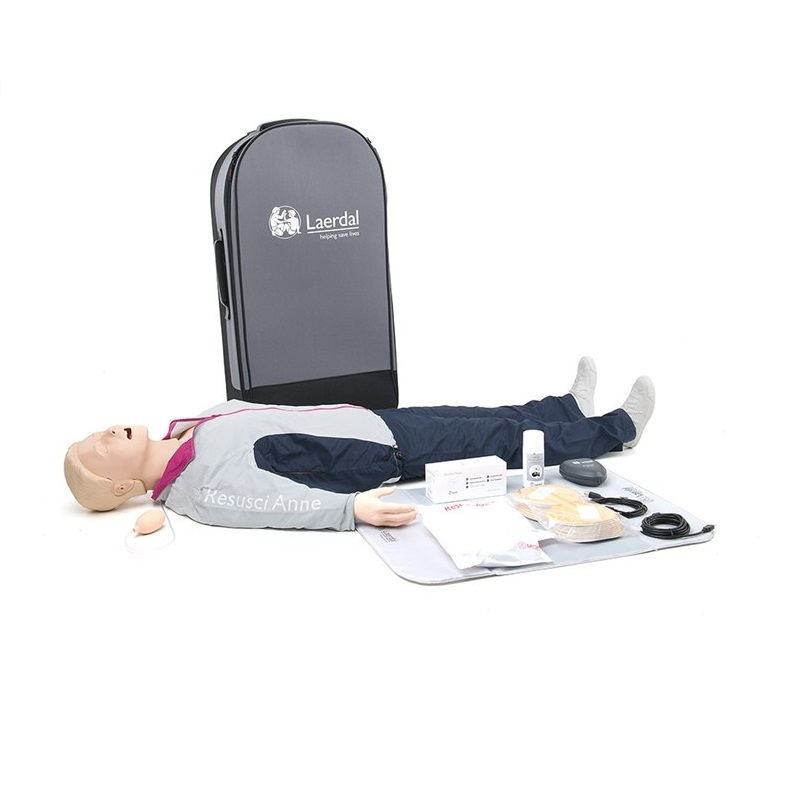 <p>QCPR BODY</p>