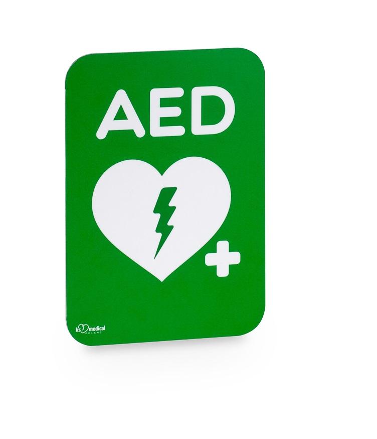 <p>średnia AED</p>