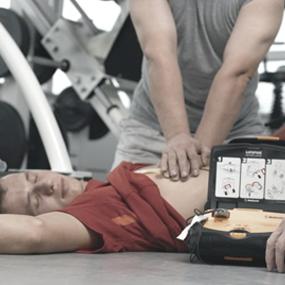Częstochowa - defibrylator ratuje życie mężczyzny