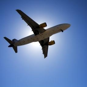 NZK na pokładzie samolotu