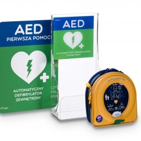 Defibrylator serca - zasada działania