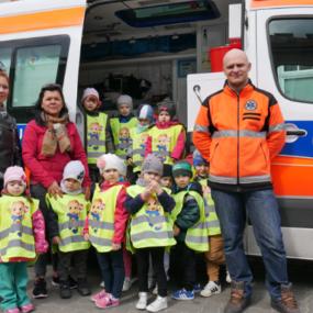 Akcja HS Medical - Bezpieczny przedszkolak
